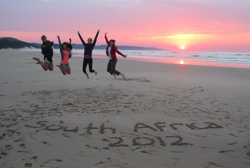 Our fantastic new volunteer programmes in South Africa