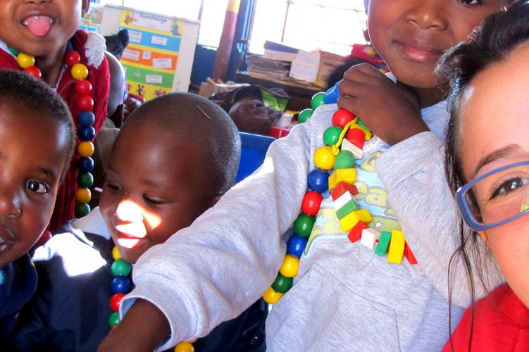 African Angels' School Volunteer Project