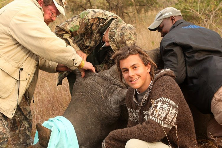 South Africa Pre-Vet Wildlife Project